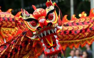 Поздравления на китайский новый год