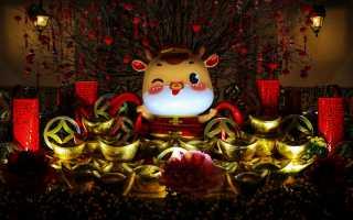 Прикольные поздравления на китайский новый год