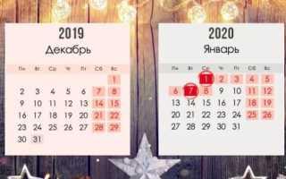 Календарь праздников на 2020 год поздравления на любой день