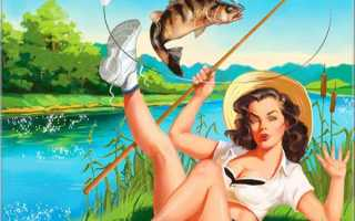 Веселые поздравления с днем рыбака