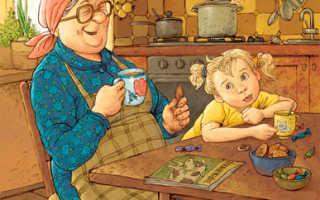 Поздравления с днем бабушки в россии
