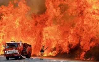 Поздравления своими словами с днем пожарника